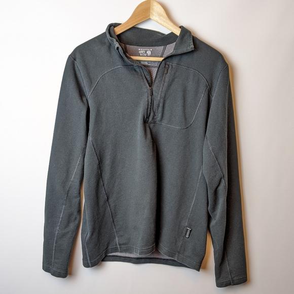 Mountain Hardwear pullover quarter zip
